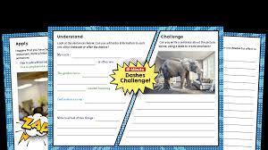 spag worksheets