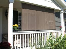 window outdoor shades silver series sun solar sand lifestyle bamboo window outdoor shades bamboo