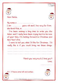 ready letter santa template 23
