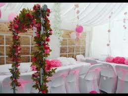 Pink Paper Flower Decorations Diy Marquee Decorations Flower Arch Frame Paper Flowers Floral Pink Theme