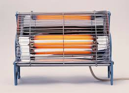 thermador wall heater. electric bar heater, with bars glowing red-hot thermador wall heater 5