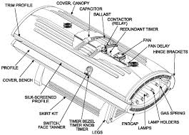 ets tanning bed wiring schematic Tanning Bed Wiring Diagram #23