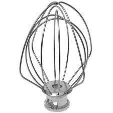 Replacement K45ww Wire Whip Fits Kitchenaid Mixers K45 Ksm90 Etc