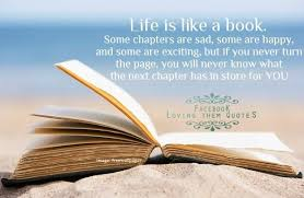 Book Quotes About Life
