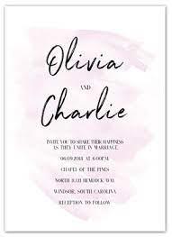 best wedding invitations custom