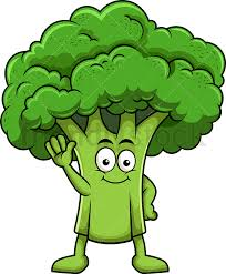 broccoli clipart. Brilliant Broccoli Cute Broccoli Cartoon Character Waving PNG  JPG And Vector EPS  Infinitely Scalable And Broccoli Clipart B
