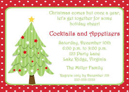 Printable Holiday Party Invitations Christmas Party Template Soca Templates