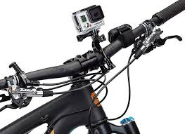 Action Camera Accessories Bicycle Bike Handlebar Seatpost Pole