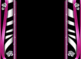 pink zebra backgrounds clipart best