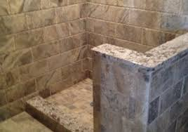 ceramic tile bathroom and shower in chesterfield mo