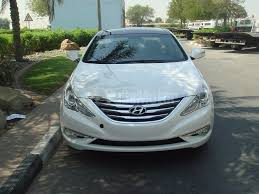 hyundai sonata 2014 white. new hyundai sonata 2014 car for sale in dubai white 5