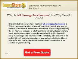 Full Coverage Auto Insurance Quotes Inspiration Car Insurance Quotes Online Good Pare Car Iisurance Cheap Car