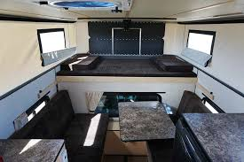 Truck Campers for Rent - Teton Backcountry Rentals