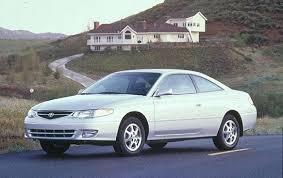 2001 Toyota Camry Solara - Information and photos - ZombieDrive