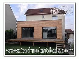 Extension Maison Pilotis Great Insolite Blue Wave House Par F U