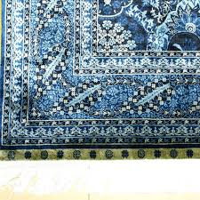carpet feet black blue handmade real silk oriental rugs for home area in from garden on nomadic trading company inky blue rug turkish