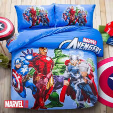 Marvel Bedroom Accessories Bedding Official Avengers Marvel Comics Bedding Bedroom