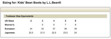 Ll Bean Jeans Size Chart Guide To Buying L L Bean Boots Kelly In The City