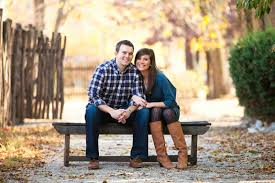 finally a fall engagement session from new harmony indiana fab