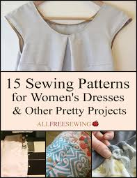 Free Sewing Patterns Online Magnificent 48 Sewing Patterns For Women's Dresses Free EBook AllFreeSewing