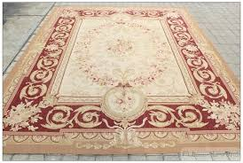 elegant wool area rugs 8 x square cream red fl pattern vintage for 8a ideas 8x10