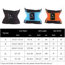 Fitness Belt Xtreme Power Thermo Hot Body Shaper Waist