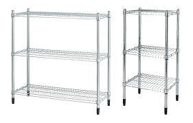 ikea omar shelf galvanised shelving storage use ikea omar shelf review