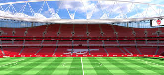Check Out Emirates Stadium In 3d Courtesy Of Pacifa Decision