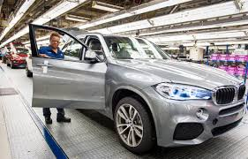 BMW Convertible bmw x3 manufacturing plant : Production of the Third-Generation X5 Sports Activity Vehicle ...