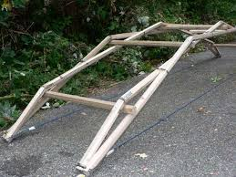 Small Picture Log Bridges A versatile and scaleable bridge design for spans to