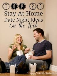 Fun date night activities at home