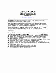 Cover Letter Quality Assurance Tester Sample Resume Resume Sample