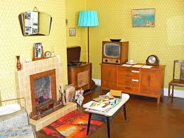 S Room At The Museum Of Lynn Life In Kings Lynn Norfolk The - 1950s house interior