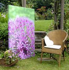 outdoor canvas art. Insideout Garden Art - Product Information On Outdoor Waterproof Canvas Wall