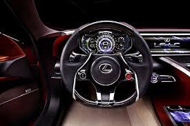 lexus lfa interior 2014. Fine 2014 Lexus LF LC Could Succeed LFA Interior Steering Wheel On Lfa Interior 2014