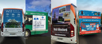 advertise with wexford bus