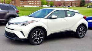 2018 toyota xle. perfect toyota 2018 toyota chr xle review start up and tour in toyota xle