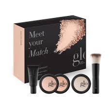 Glo Minerals Powder Foundation Color Chart Meet Your Match Foundation Kit