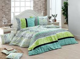 full size of green walls with black and white bedding mint sets emerald home improvement splendid