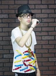 easy budget costume hip hop candy rapper