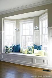 Bay Window Seat Designs