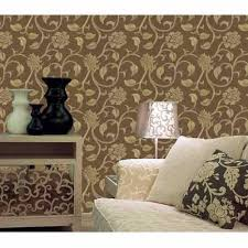 Small Picture Designer Hall Wallpaper at Rs roll Designer Wallpaper ID