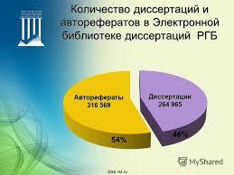 Презентация на тему Электронная библиотека диссертаций   авторефератов в Электронной библиотеке диссертаций РГБ 8 diss rsl ru