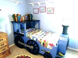 Thomas The Train Bedroom Set Tank Engine Toddler Bed – Meiya