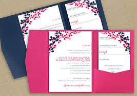 diy pocket wedding invitation template set instant download Wedding Invitations With Pockets Diy diy pocket wedding invitation template set instant download editable text exquisite vines (navy & hot pink) microsoft® word format wedding invitations with pockets diy