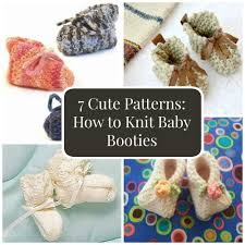 Baby Booties Pattern Magnificent Design