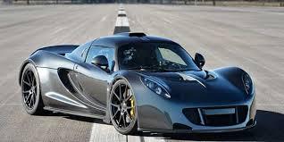 world fastest sports car