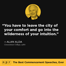 npr s best commencement speeches · connecticut college alan alda p 80