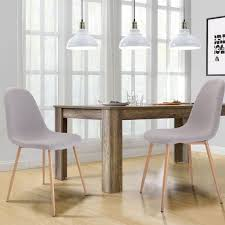 costway set of 4 modern dining accent side chairs wood legs home furniture today overstock 19856624