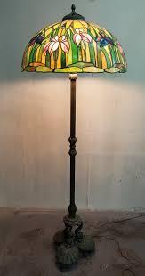 duffner kimberly iris floor lamp